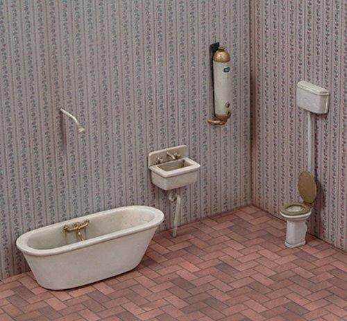 Royal Model 135 Bathroom Furniture Resin Diorama Accessory 554