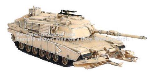 Dragon Armor Tank 172 M1A1HA Abrams With Mine Plough 1st Platoon B-Coy USMC Tank Bn Mojave Desert 1996 60018