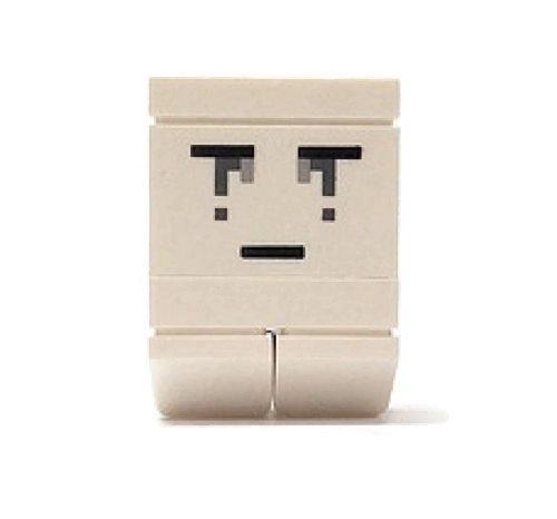 Lego Minecraft Ghast Micromob Ghost Minifigure