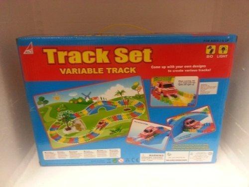 db Children Kids Fun Car Flexible Track Racing Game Set by db