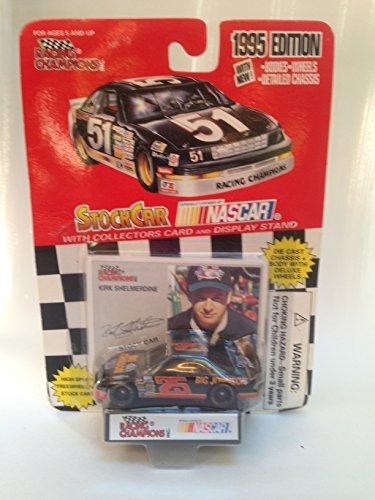 25 Big Johnson Kirk Shelmerdine Racing Champions 1995 Edition 164 Offical NASCAR Diecast Car