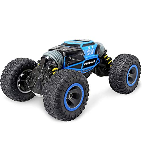 QINWEI Remote Control car Remote Control Off-Road Vehicle - high Speed car Twisted Four-Wheel Drive Climbing car - Childrens Toy car - boy RacingC