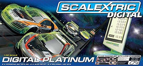 Scalextric 132 Digital Platinum Race Set