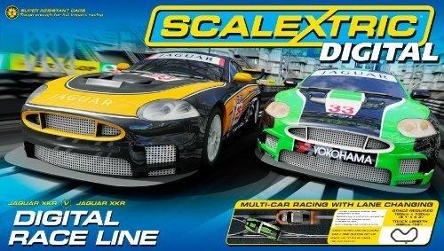Scalextric 132 Digital Race Line Set - C1275T