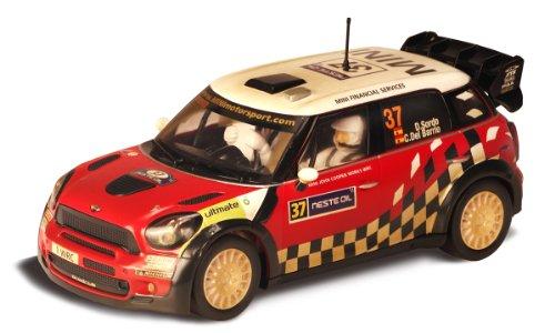 Scalextric 132 Mini Countryman WRC - C3301