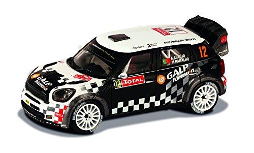 Scalextric 132 Scale Mini Countryman Wrc Slot Car