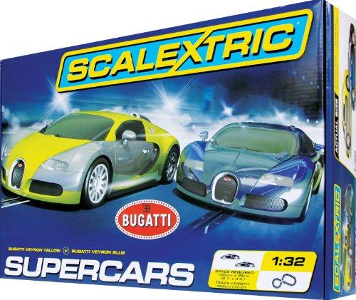 Scalextric 132 Supercar Race Set C1297T