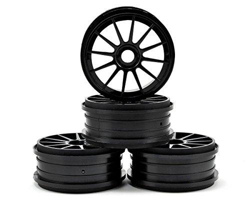OFNA 12 Spoke Wheel Black 4