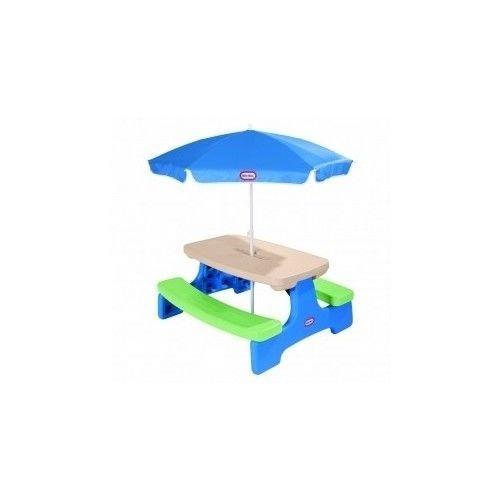 Generic O-8-O-3801-O Toddler Furniture Chairs e Chair Umbrella Children en Furn Kids Play Table rella C Toddler Picnic t Activ Set Activity HX-US5-16Jun6-168