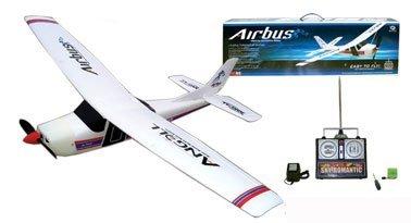 34 wingspan Angel Air bus rc plane