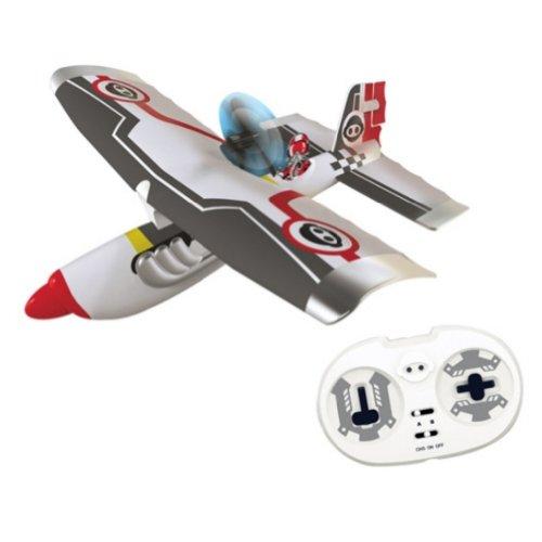 FlyTech Remote Control Airplane Crash FX RC Plane