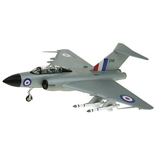 Gloster Javelin FAW9R XH898 RAF 11 Sqn Binbro Diecast Model Aircraft by Sky Guardians