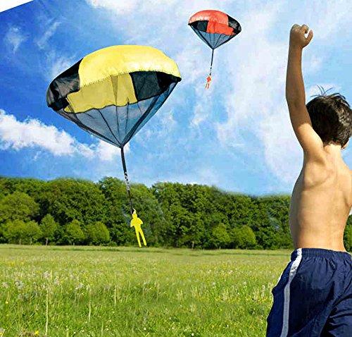 GCA Tangle-Free Toy Parachute Multi-Color