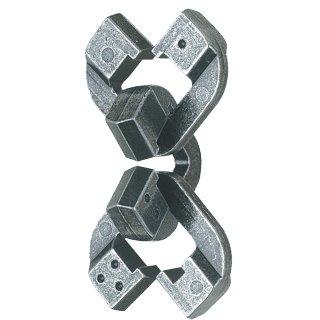 Hanayama Cast Metal Puzzle Chain