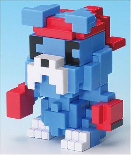 Digimon Savers Digimon dot puzzle Gaomon