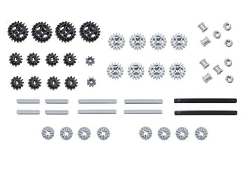 LEGO 50pc Technic gear axle SET