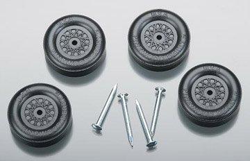 Revell Official BSA Wheel Axle Set Black