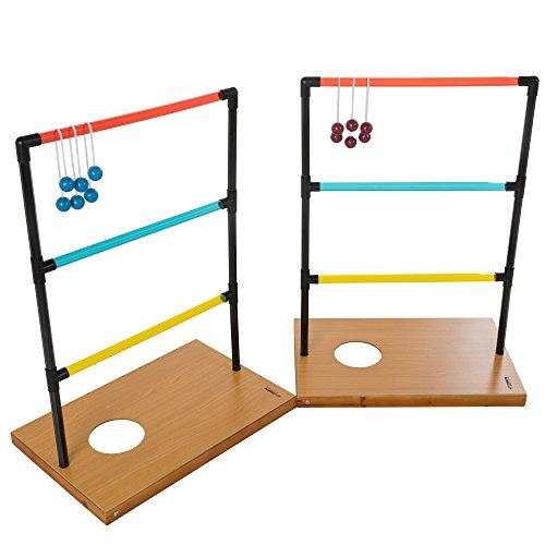 Triumph Sports Trio Toss - Ladder Toss Bag Toss and Washer Toss
