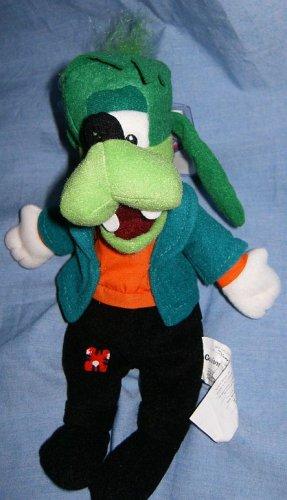 Disney Goofenstein Goofy 8 Bean Bag Toy