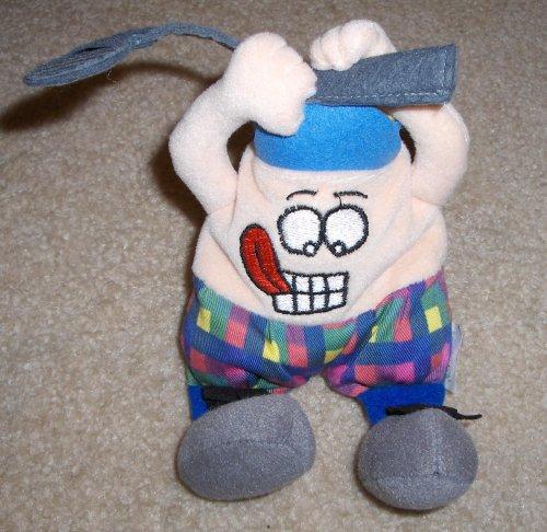 McDivot The Golfer Silly Slammer Beanbag Toy