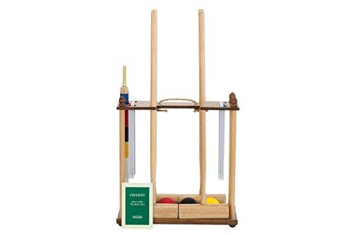 Croquet Set - Full Size 4 Player - Jaques Reigate Set