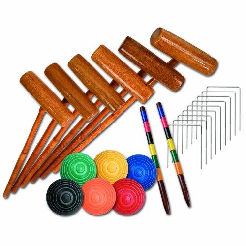 Franklin Sports 6 Player Expert Croquet Set