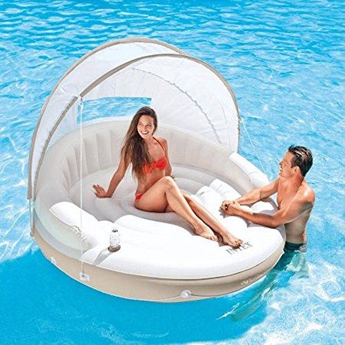 Intex Canopy Island Water float