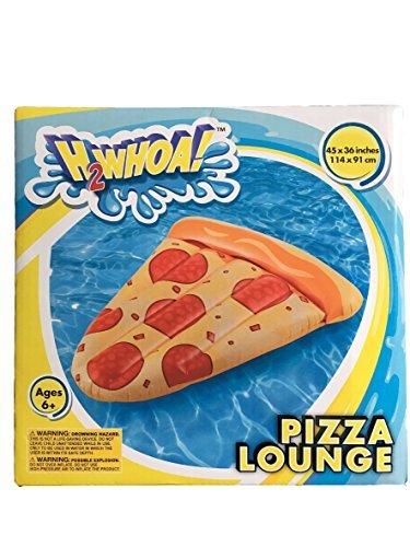 Pepperoni Pizza Slice Inflatable Pool Float