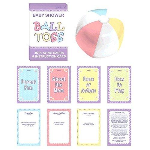Amscan International Baby Shower Ball Toss Game by Amscan International