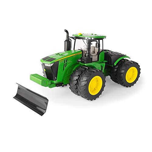 ERTL Big Farm Lights Sounds John Deere 1 16 Scale 9620R 4WD Tractor Toy