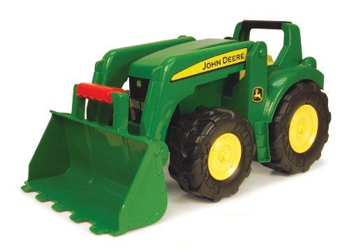 TOMY John Deere Big Scoop Tractor Toy 21-Inch