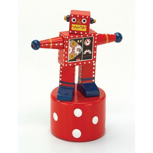 Original Toy Company ROBOT Robot Thumb Puppet