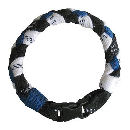 A&R Sports Hockey Lace Bracelet Royal Blue