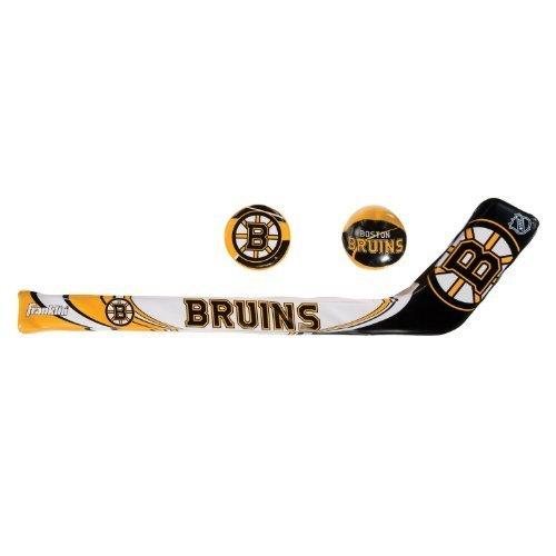 Franklin Sports NHL Boston Bruins Team Soft Sport Hockey Set TeamName Boston Bruins Model 6520F03 Toys Games for Kids Child