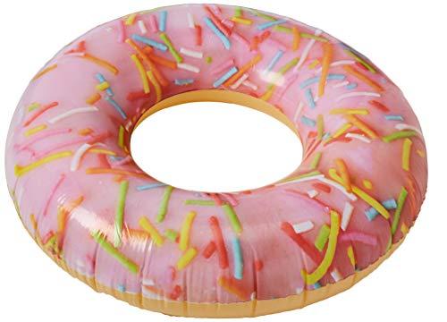 Pool Candy Strawberry Photorealprint Beach Pool Tube 48 Inflatable Pool Tube Donut