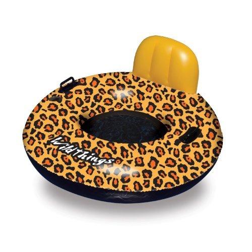 SplashNet 40 Inflatable Pool Tube - Cheetah
