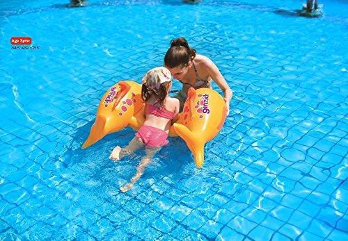 Ginzick Kids Swimming Inflatable Kick Float