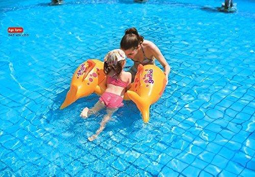 Ginzick Kids Swimming Inflatable Kick Float by Ginzick