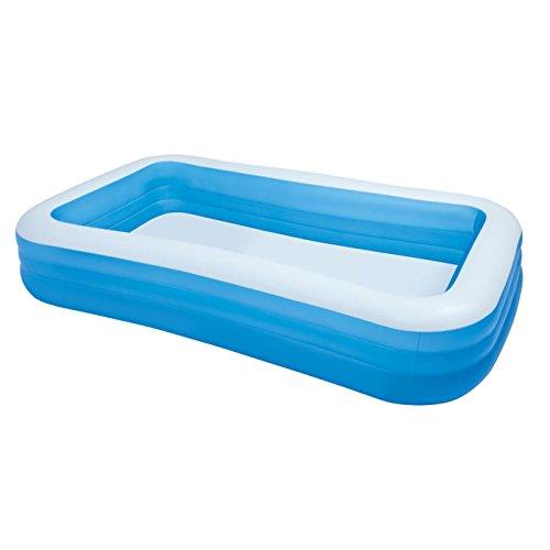 Intex Swim Center 72 x 120 Family Backyard Inflatable Swimming Pool  58484EP