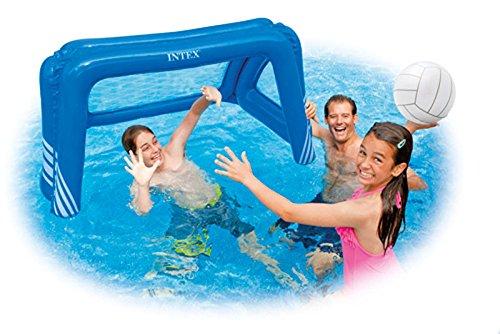 Intex Swimming Pool Recreational Floating Inflatable Fun Goals Game