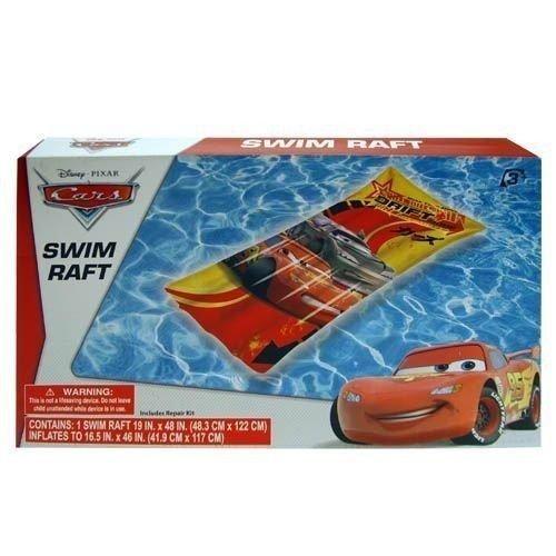 Disney Cars Inflatable Swim Raft 165 X 46 Summer Swimming Supply