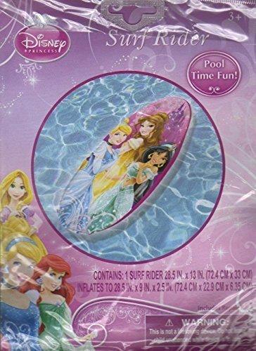 Disney Princess Inflatable Swim Raft Surf Rider by Disney