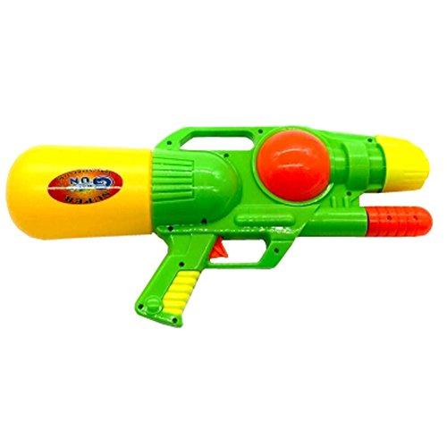 600ML Plastic Water Gun Water Pistol Squirt Games Beach Toys  Green