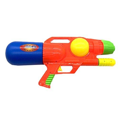 600ML Plastic Water Gun Water Pistol Squirt Games Beach Toys  Red