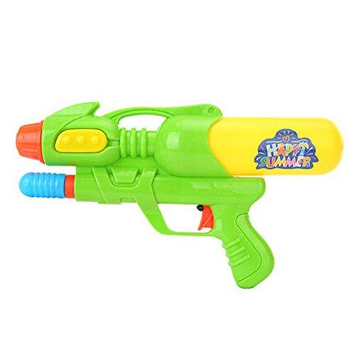 Beach Toys Plastic Squirt Gun Water Gun For Kids Soaker Squirt Games Green