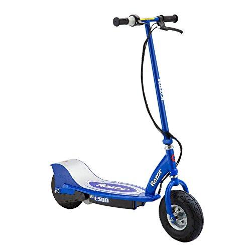 Razor E300 Electric Scooter Blue