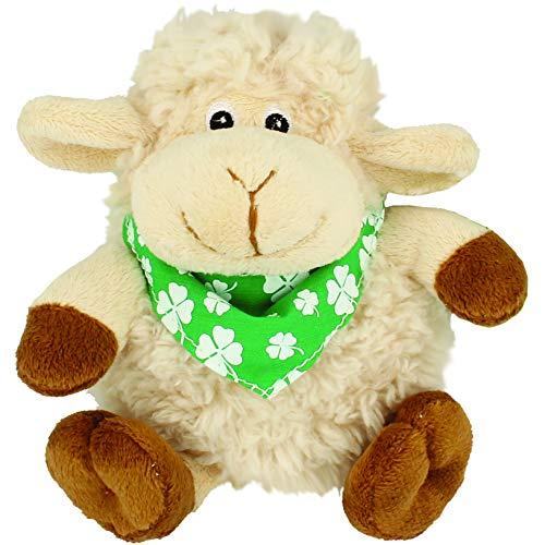 Shamrock Gift Co Sitting Irish Sheep - Small Soft Plush Toy