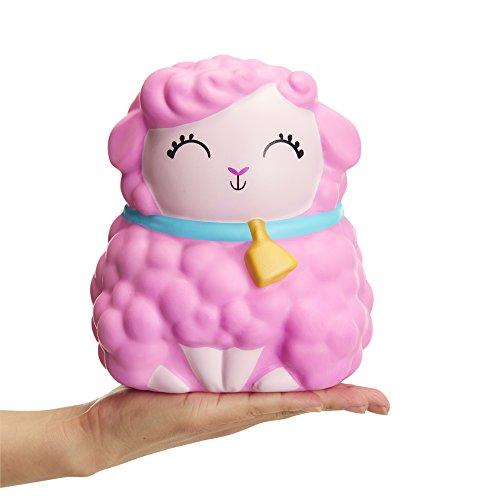 Squishy Jumbo Toy Squish-Dee-Lish Squishies - Slow Rising Sheep  Soft Kids Squishy Toys