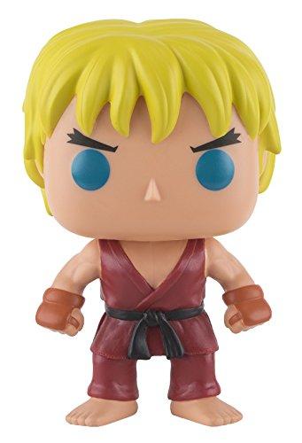 Funko Street Fighter Ken Pop Games Figure
