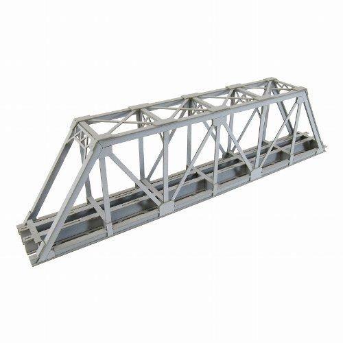 MP01-110 Paper Warren truss bridge and the Petit Z  miniature scale 1220